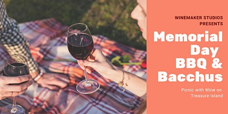 Memorial Day BBQ & Bacchus at The Winery SF tickets