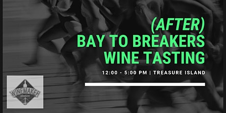 After Bay to Breakers Wine Tasting tickets