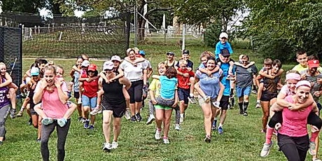 8.8.20 THE GREAT AMAZING RACE Kentucky adventure run/walk for adults & kids  tickets