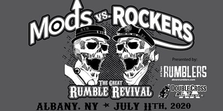 Capital City Mods vs. Rockers tickets