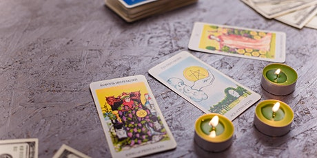 Tarot Discussions for Professional Readers with Elie Barnes tickets