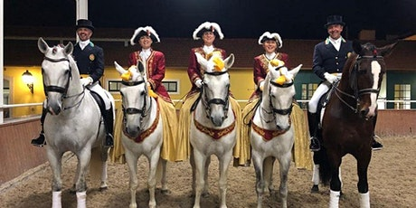 Equestrian Clinic with the Legendary Portuguese Trainers, The Valencas tickets