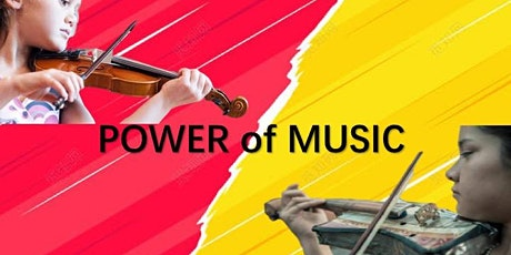 Power of music 2020 tickets