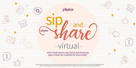 Virtual Sip and Share with Emerald AMB, Janelle Phillips, Saskatchewan tickets