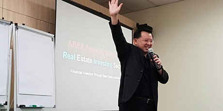 * (8 Seats Only!) - Personal Property Investing Session with KK Goh  * tickets