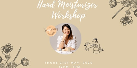HIVE MEMBERS ONLY - Hand Moisturizer Workshop tickets