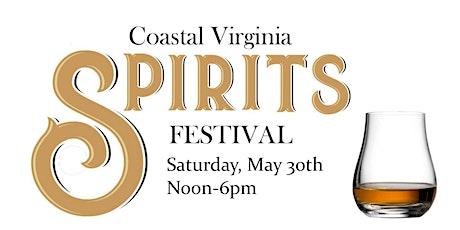 Coastal Virginia Spirits Festival tickets