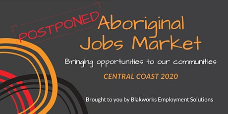 Central Coast Aboriginal Jobs Market 2020 tickets