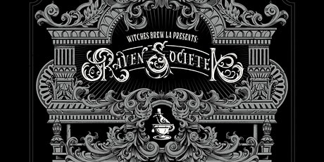Mysteries of The Raven Societea - A Poe Themed Immersive Experience tickets