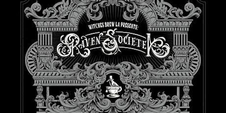 The Raven Societea - A Poe Themed Immersive Experience tickets