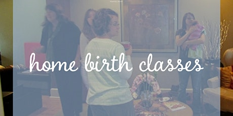 VIRTUAL HOME BIRTH CLASSES tickets