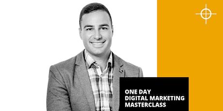 Digital Marketing Training - One Day Master Class - WEBINAR tickets