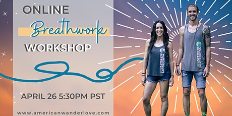 Online Breathwork Workshop tickets