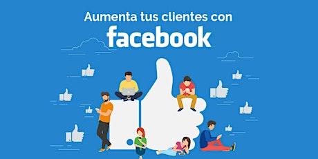 Curso Online de Facebook - Como conseguir clientes y  cerrar ventas entradas