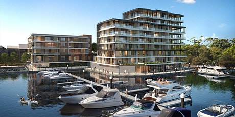 Now complete ready to inspect Marina East Waterfront Apartments opening tickets