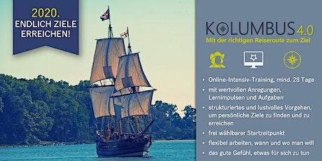 Kolumbus 4.O - Das Online-Intensiv-Training Tickets