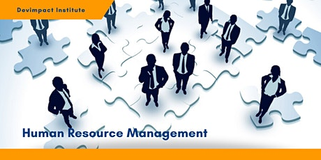 Training on Human Resource Management tickets