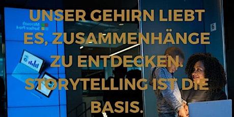 Live-Webinar Business-Storytelling: Story statt Elevator Pitch Tickets