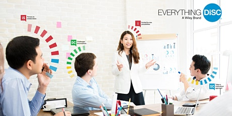 Certification: Everything DiSC Workplace® Facilitator Certification (In Hawaii) tickets