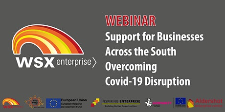 Support for Businesses Across the South Overcoming Covid-19 Disruption tickets