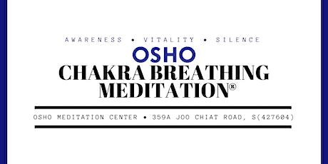 Osho Chakra Breathing Meditation® tickets