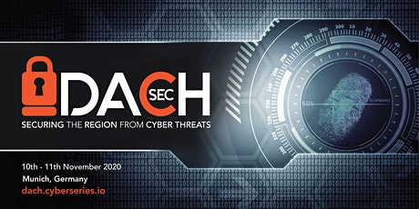 DACHsec: IT Security Conference   10th - 11th November   Munich, Germany tickets