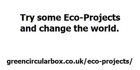Green Box Eco Projects tickets