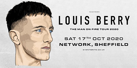 Louis Berry (Network, Sheffield) tickets
