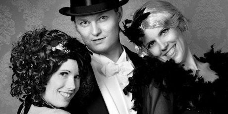 Filmmusik-Dinner-Show, The Lakeside Burghotel zu Strausberg tickets