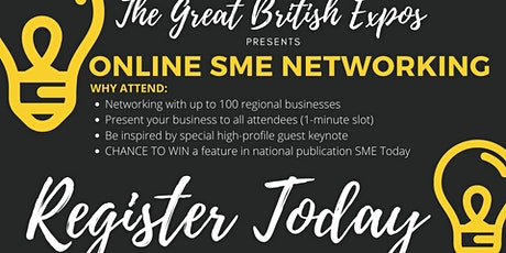 THE SOUTH WEST EXPO – ONLINE BUSINESS NETWORKING tickets