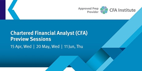 Kaplan-CFA® Program Preview Session tickets