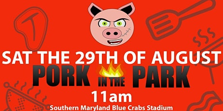 2020 SoMD Pork in the Park tickets