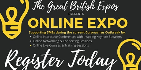 ONLINE LIVE: GRANT ADVICE for Businesses, Self Employed, Sole Traders & Employers (Coronavirus)  tickets