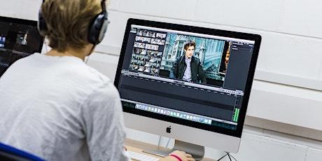 CTVT - Video Editing webinar (Part A) tickets