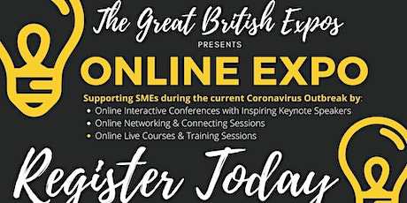 ONLINE LIVE - Social Media Training for SMEs (Generating leads during Coronavirus) tickets