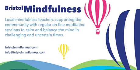 Online Mindfulness Support Session with Bristol Mindfulness - Fri AM tickets