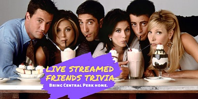 FRIENDS Trivia: STREAMED! [UK]