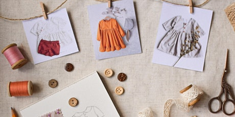 PATTERN CUTTING - CREATE YOUR OWN PATTERNS tickets
