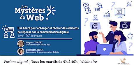 1h pour tout savoir sur la communication digitale #Lyon | TCP innovation billets