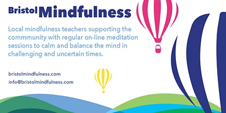 Mindfulness Support Sessions with Bristol Mindfulness - Tues LUNCH tickets
