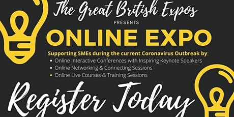 ONLINE LIVE: Generating new leads & sales (during Coronavirus) tickets