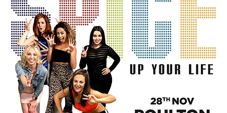 Spice Up Your Life tickets