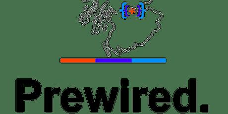 Prewired Online tickets