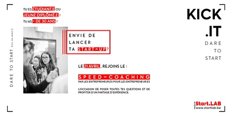 Kick.it - Speed Coaching billets