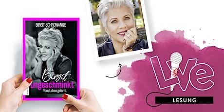 LESUNG: Birgit Schrowange Tickets