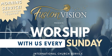 Fusion Morning Service! tickets