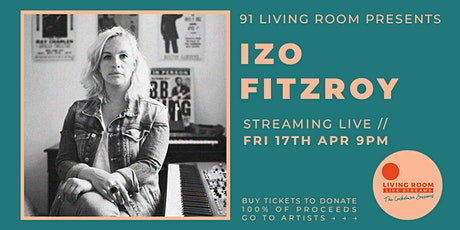 The Lockdown Sessions ft. Izo Fitzroy tickets