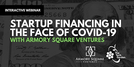 WEBINAR: Startup Financing in the Face of COVID-19 tickets