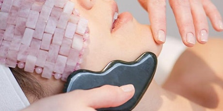 Gua Sha Facial Massage for Home Webinar tickets