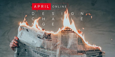 April Design Challenge (Online) tickets